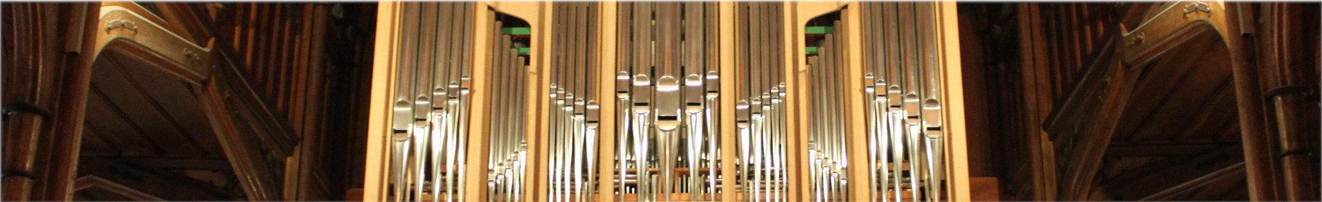 Orgel Kirchengemeinde Trittau - Kirchenmusik