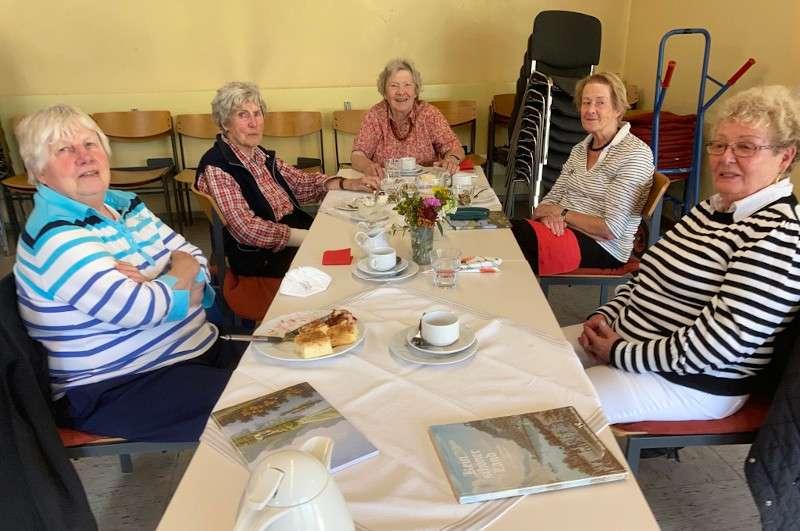 Seniorennachmittag 3.9.21, Foto: Gertrud Stahmer